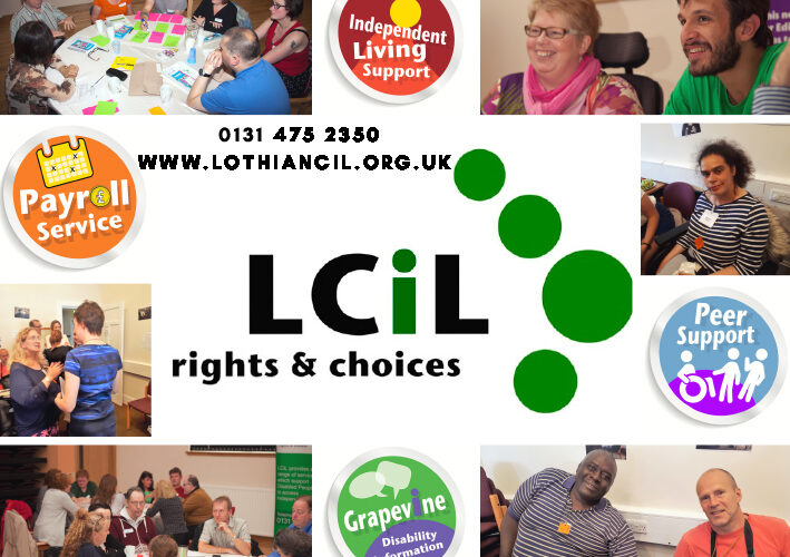 collage of LCiL photographs